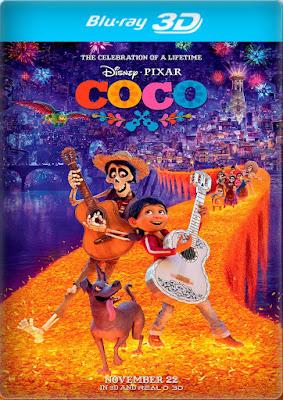 Coco [2017] [3D] [BD25] [Latino]