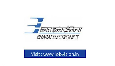 Bharat Electronics Ltd ( BEL ) Recruitment 2018