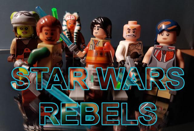 Kanan Jarrus, Sabine Wren, Chopper, Commander Rex, Ahsoka Tano, Ezra Bridger and Hera Syndulla, Ghost Team, Star Wars Rebels Wallpappers HD