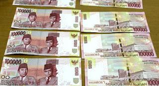 Bank Indonesia, Akan Menerbitkan Uang Rupiah NKRI Baru