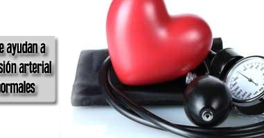 Alimentos que ayudan a reducir la presión arterial a..