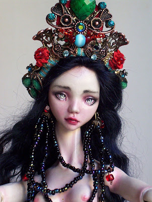 arte muñecas original art bjd en argentina
