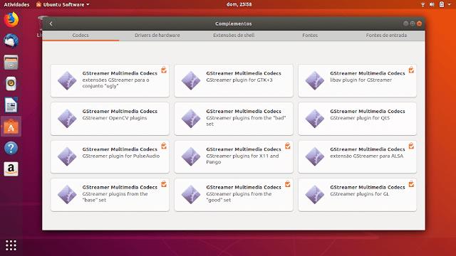 Ubuntu Codecs