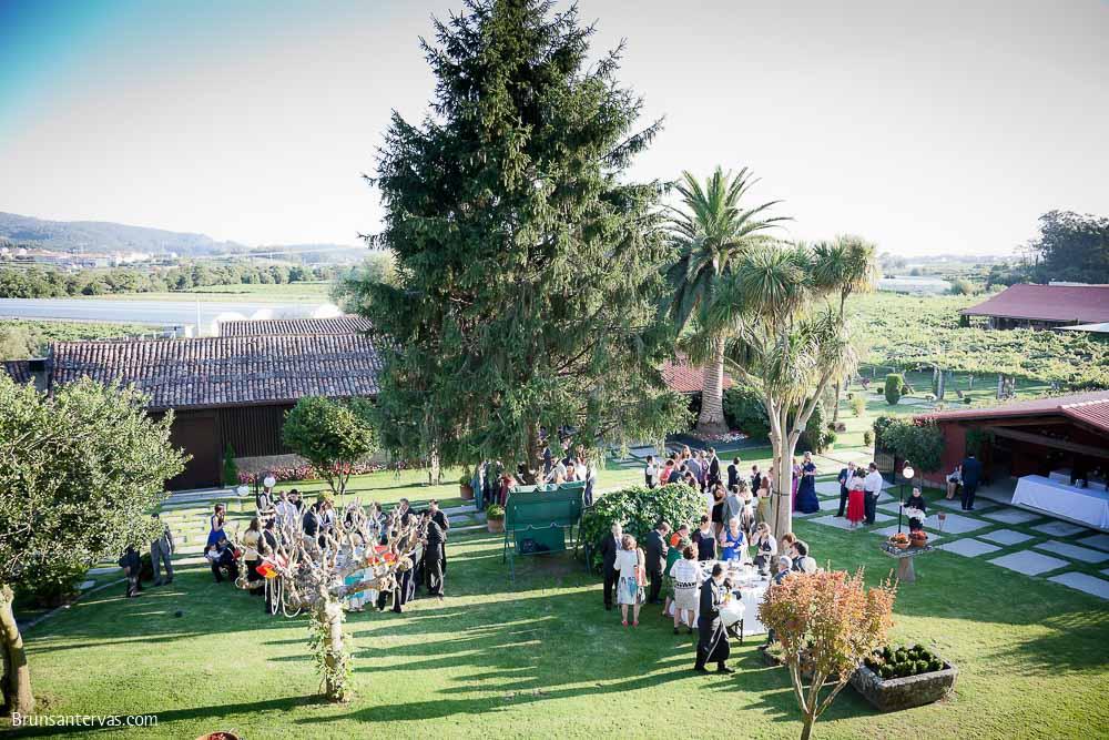 Lugares para casarse en galicia boda en lagar de pintos - Sitios para bodas ...
