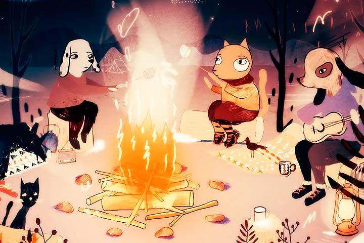 Animación. 5 videoclips animados para inspirarse N.° 59