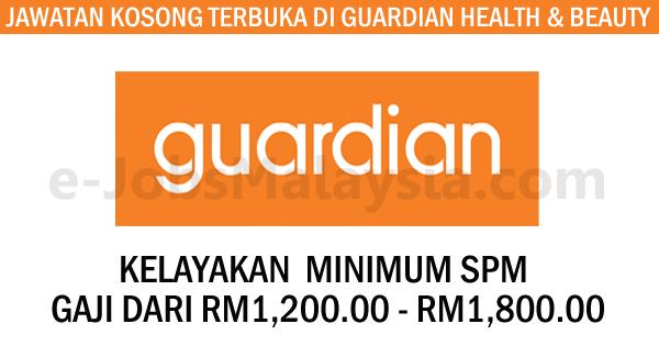 Guardian Health & Beauty Sdn Bhd