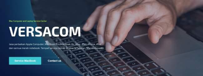 Versacom.id Rekomendasi Tempat Service Laptop di Jakarta Selatan
