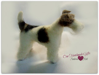 fox terrier for barbie