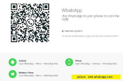 Aplikasi WhatsApp Web di Komputer/Laptop - Blog Mas Hendra
