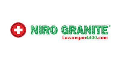 Lowongan Kerja PT. Niro Ceramic Sales Indonesia Bogor