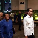 Pernyataan Jokowi Soal Latihan Debat Ditanggapi Akun Gerindra: Before After