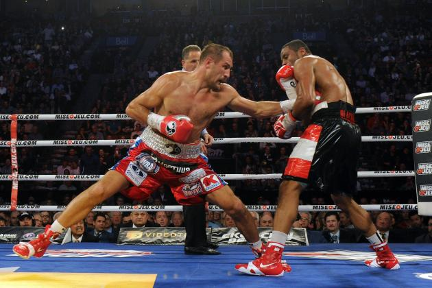 Watch Sergey Kovalev vs. Jean Pascal Live