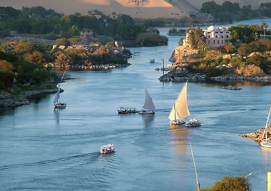 Every Day Is Special: August 15 – The Flooding of the Nile