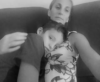 Conviviendo con Discapacidad Intelectual y Autismo. Cuando físicamente casi no puedo con mi hijo...