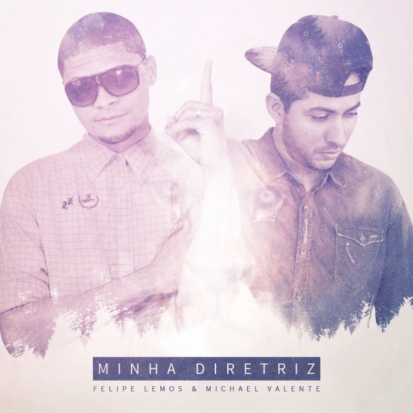 "Lemos e Michael Valente estreiam o lyric video do single ""Minha Diretriz"""