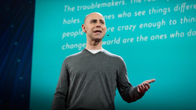 Acumen Presents: Adam Grant on Developing Original Ideas
