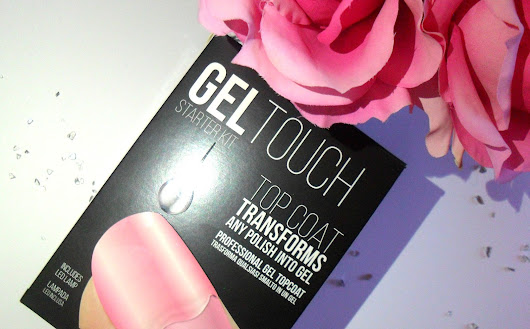 GELTOUCH: The perfect way to turn normal polish into GEL!
