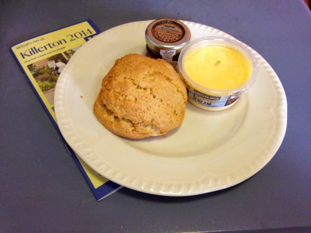 Killerton National Trust Scones