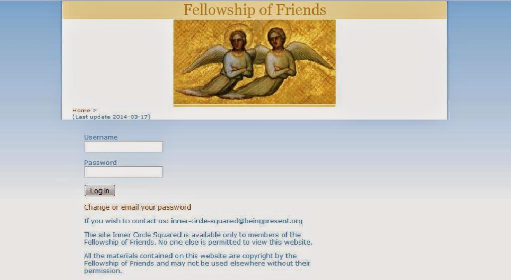 Propylaia - Robert Earl Burton's Fellowship of Friends cult member portal