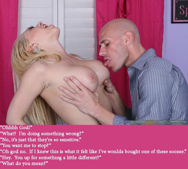 xxx watching porn captions