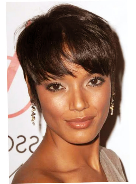 Natural Short Hairstyles For Black Women 2016 Picture