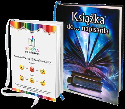 Książka do napisania – KOMPLET – dla Innowatorów i dla Tradycjonalistów