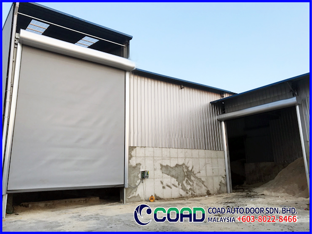 COAD Malaysia, COAD Auto Door Malaysia, Automatic Door Malaysia, a Roll-up Door Malaysia, Doors, High Speed Door, High Speed Door Malaysia, Industry Automatic Door Malaysia, Price Rapid Door,