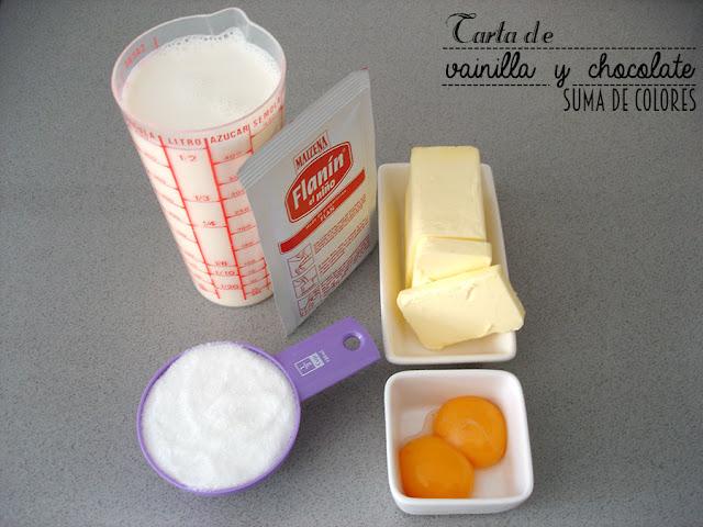 Tarta-vainilla-y-chocolate-Crema