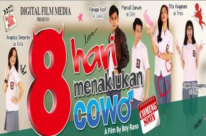 Download Film 8 Hari Menaklukan Cowok BluRay Ganool Movie