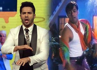 Varun Dhawan to dance to Salman's iconic numbers in 'Judwaa 2'!