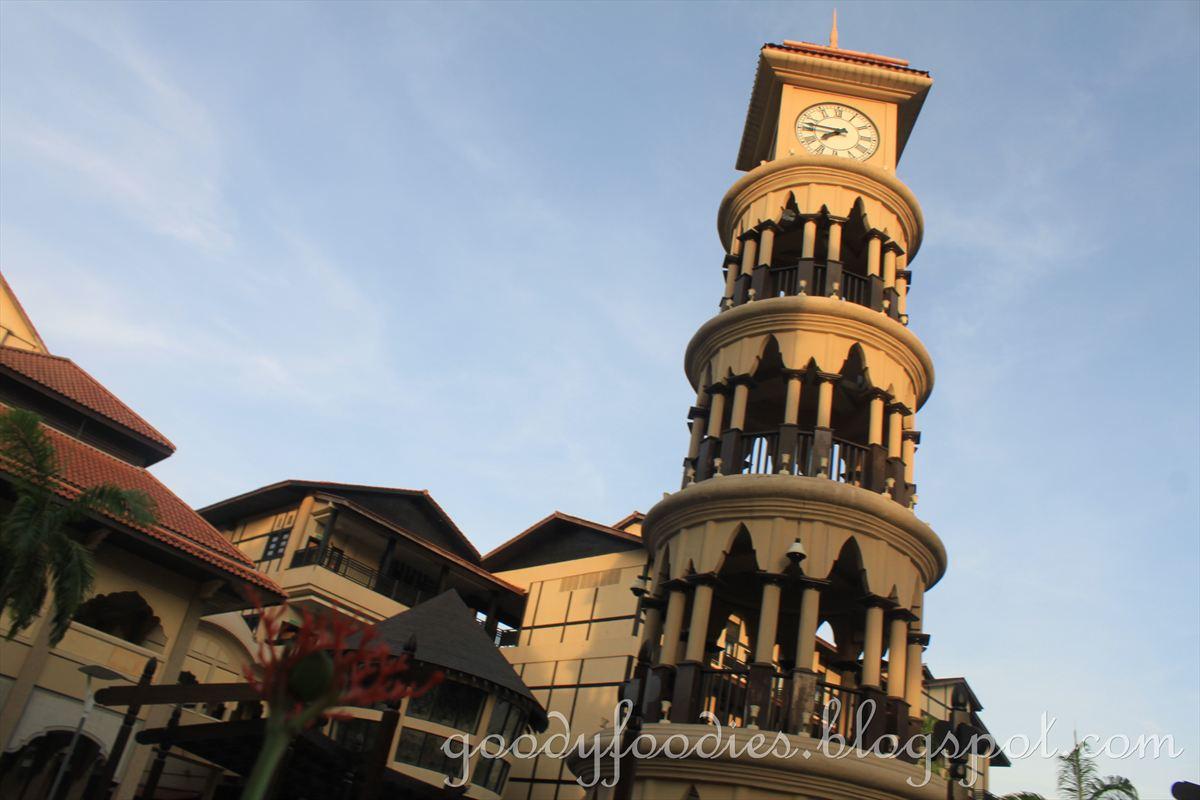 Goodyfoodies Hotel Review Pullman Putrajaya Lakeside