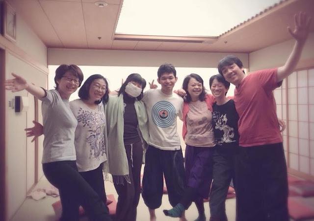東京2デイズの参加者の皆さんの写真