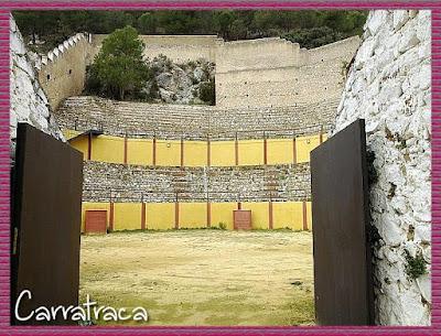 Plaza de toros de Carratraca  13681033_989103264540442_990692853123741559_n