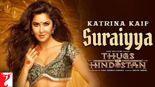 Suraiyya Lyrics | Thugs of Hindostan | Vishal Dadlani | Shreya Ghosal