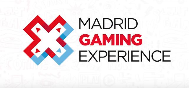 Se concretan más detalles de la Madrid Gaming Experience