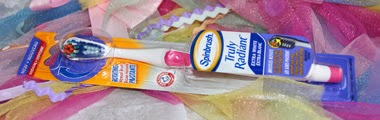 Arm & Hammer Truly Radiant Manual Toothbrush