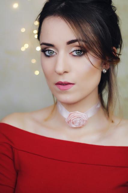 Makijaż inspirowany Małgorzatą Rozenek
