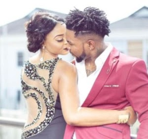 Checkout These Beautiful Pre-Wedding Photos Of Singer Oritsefemi & His Wife