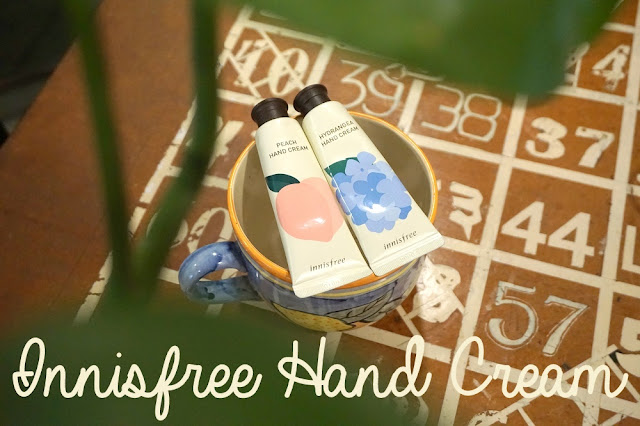 Innisfree Hand Cream Review