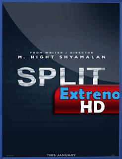 Split (Fragmentado) (2017) | DVDRip Latino HD Mega