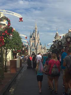 Main Street USA Magic Kingdom