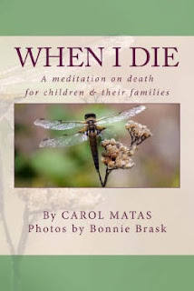 When I Die by Carol Matas. Available in print and Kindle ebook on Amazon