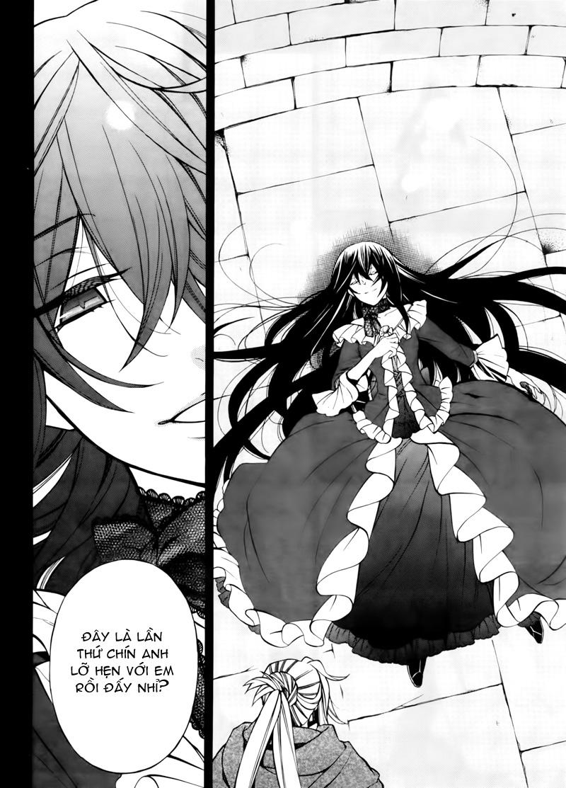 Pandora Hearts chương 067 - retrace: lxvii lacie trang 5