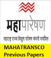 MAHATRANSCO Previous Papers