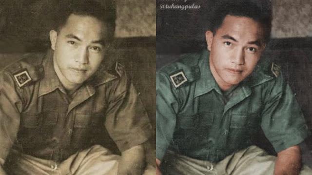 Ternyata Mantan Presiden Soeharto Pernah ditempeleng Oleh Tentara Ini