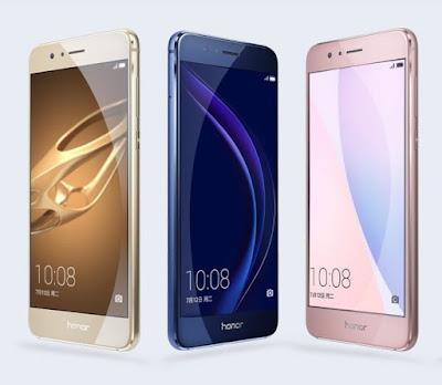 Harga dan Spesifikasi HP Huawei Honor 8 Terbaru di Indonesia