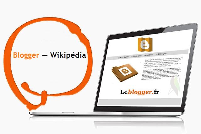 Blogger — Wikipédia
