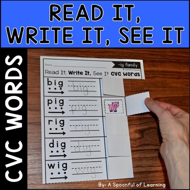 Reading Fluency: Read It, See It 1
