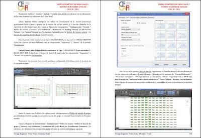 Secciones Transversales y cálculo de volúmenes Civil 3D