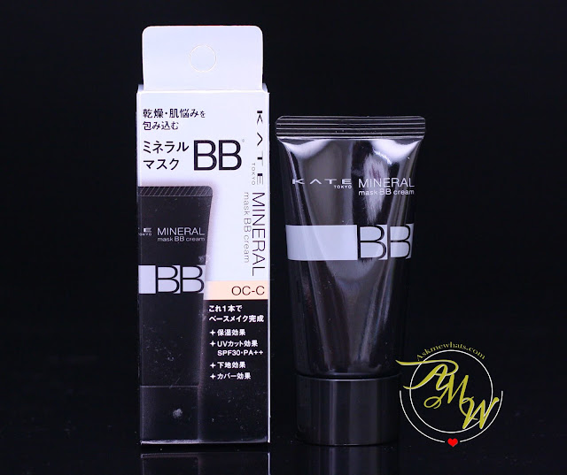 a photo of Kate Tokyo Mineral Mask BB Cream